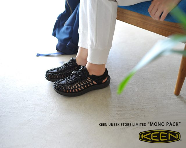 出典:keenfootwear.com