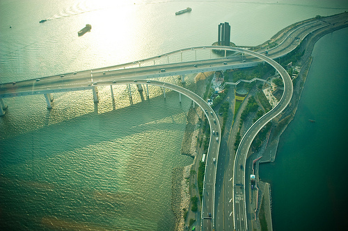 Macau bridges