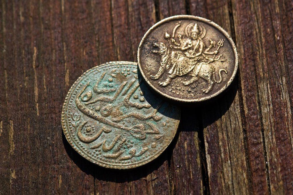 Antique, Coin